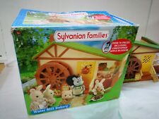 SYLVANIAN FAMILIES WATERMILL BAKERY IN ORIGINAL BOX