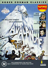 Rock Hudson Mia Farrow Robert Forster AVALANCHE - CLASSIC EPIC SNOW DISASTER DVD