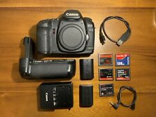 Canon EOS 5D Mark II 21.1 MP Digital SLR Camera - Black (with Grip + Extras)