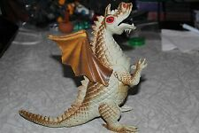 """Vintage Knights and Daggers Imperial Gold Dragon 8"""" figure"""