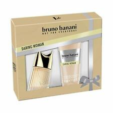 Bruno Banani Parfüm Damen Frauen Daring Woman Eau de Toilette Body Lotion Creme