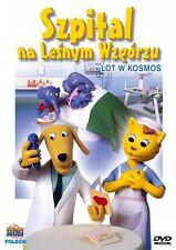 Szpital na Lesnym Wzgorzu - Lot w kosmos (DVD) bajki POLISH POLSKI