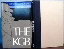 World Espionage: The KGB by Graham Yost (1989, Hardcover)