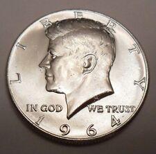1964 P Kennedy Half Dollar *90% SILVER*   FREE SHIPPING