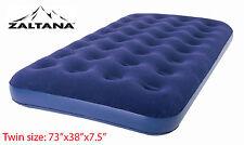 """Zaltana Twin size Air Mattress (73""""x38""""x7.5"""")"""