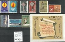 Greece-Cyprus 1968 Complete Year Set MNH **