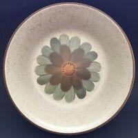 Premiere DuraStone Serving Bowl Basil Japan Floral Print Stoneware P9804