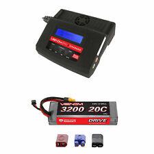 20C-Venom 2S 3200 ма·ч 7.4 В Lipo Hardcase аккумулятор и Pro 2 зарядное устройство