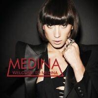 "MEDINA ""WELCOME TO MEDINA"" CD 12 TRACKS NEU"