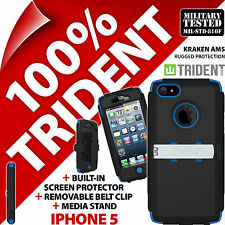 Trident Kraken AMS Protection Très Résistant étui rigide Robuste Apple iPhone 5