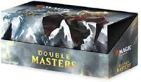 MTG Double Masters Booster Box Magic The Gathering TCG - 24 Packs + Double Box T