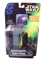 Kenner Star Wars Power of the Force Electronic Power F/X Darth Vader Action Fig…