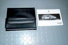 2004 Porsche GT2 996 911 Owners Manual - SET