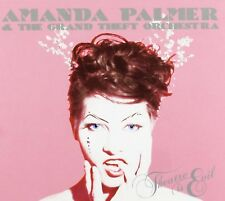 AMANDA & THE GRAND THEFT ORCHESTRA PALMER - THEATRE IS EVIL  CD NEU