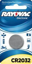 Rayovac Lithium Manganese Dioxide Size Cr2032 Remote Control (kecr20321c)