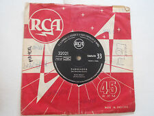 1961 SINGLE ELVIS PRESLEY SURRENDER LONEY MAN SPAIN SPANISH 32021