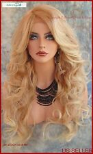LACE FRONT LACE DEEP C PART LAYERED CURLY WIG CLR T27.613 GORGEOUS SEXY 299