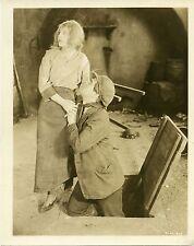 The Red Lily with Ramon Navarro Enid Bennett 1924 vintage movie still