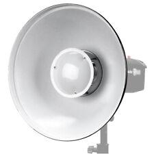 Godox 42cm Beauty Dish Reflektor + Diffusor für Bowens, Walimex, Moderntex Blitz