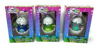 "HATCHIMALS Christmas Ornament 3.5"" Kurt S. Adler - Draggle, Penguala - Lot of 3"