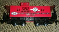 SPICER MANUFACTURING CABOOSE ho scale train car Dana power heritage collection