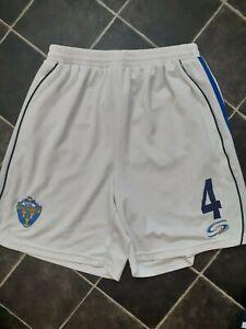 Warrington Town FC , #4 Game Worn Shorts   Size L Adult