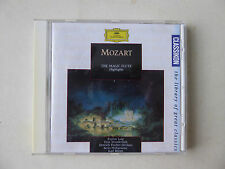 Mozart - The Magic Flute Highlights Berliner Karl Bohm DG 449 845-2 (1996)