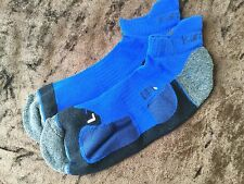 MENS HIGH QUALITY ROYAL BLUE KARRIMOR PROFESSIONAL DRI RUNNING SOCKS 7/11 40/45