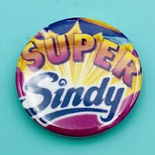 Super Sindy Doll toy Button Pin Badge