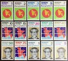 Bangladesh 1972 Unissued Definitives Set MNH