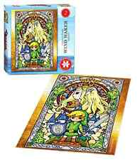 USAopoly Puzzle, The Legend of Zelda Wind Waker, 550-Piece Puzzle, Zelda Puzzle