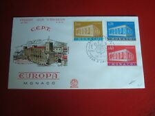 MONACO - 1969 EUROPA - FIRST DAY COVER