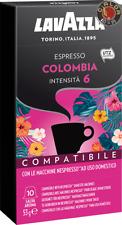 100 capsule Lavazza Colombia compatibili Nespresso
