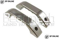 Le maniglie delle porte COPPIA per il difensore in alluminio NUOVISSIMO BA 3843