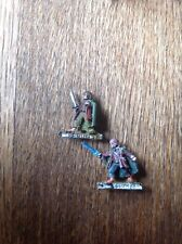 Warhammer GW Lord Of The Rings Frodo & Sam Hobbits Fellowship Of The Ring Metal