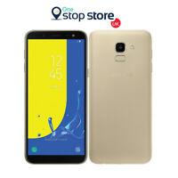 Samsung Galaxy J6 2018 Gold Dual Sim 4G 32GB Unlock Android Smartphone SM-J600FN