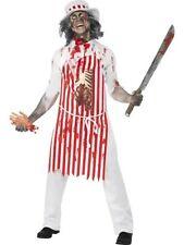 Costumi e travestimenti pantaloni rossi in poliestere per carnevale e teatro da uomo