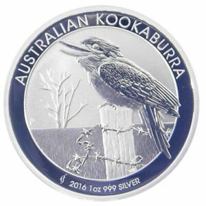Silber Unze Kookaburra 1oz 2016