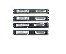 LOT 4X 2GB Hynix HMT325V7CFR8A-H9 2GB PC3-10600R  ECC Reg Very Low Profile (VLP)