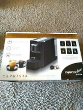 Espressotoria Caprista X001XHCXM3 Coffee Capsule Machine - Black