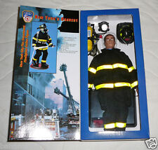 Fire Zone FDNY Firefighter Action Figure Doll New York Real Heroes