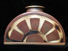 Rorstrand ALP Flambe Vase Gunnar Nylund Lidkoping Sweden Ceramic Pottery Vintage