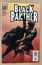 BLACK PANTHER #2 - 1st Appearance of Shuri - 2005
