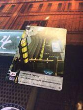 Netrunner 2014 Winter Champion Weyland Constortium Full Art Alt Art