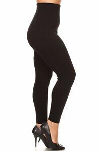 Women's PLUS SIZE High Waist Compression Legging