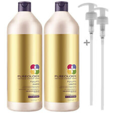 Pureology Fullfyl Shampoo & Conditioner 1000ml with Pumps
