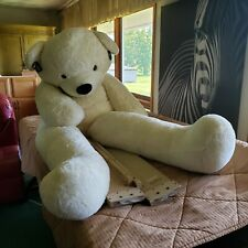 Big cuddly 7ft Teddy Bear
