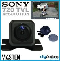 - Universal CCD Reverse Camera Rear or Front View Full HD Colour Night Monitor