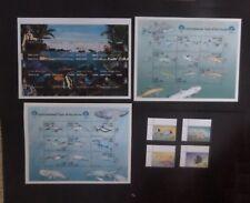 Sierra Leone 1999 Int Year Ocean fish whale SG2976-3009  MNH UM Unmounted mint