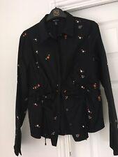 Karen Millen Star Embroidered Blouse size 14
